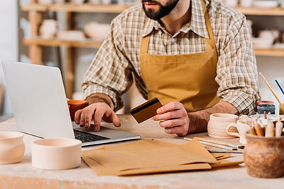 Control what employees can spend with a commercial prepaid card.