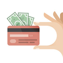 Ways in which a virtual Visa card can give you greater control