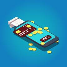 What is a virtual debit card?