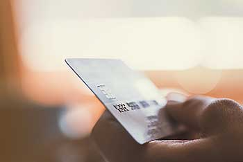 What is a transportation credit card?