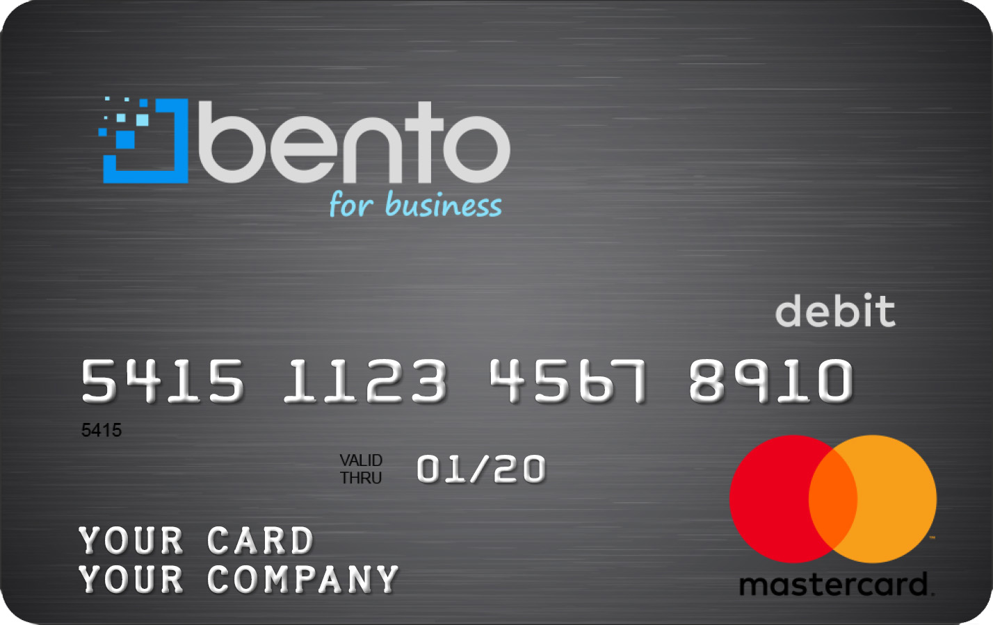 Small Fleet Fuel Cards - Bento For Business
