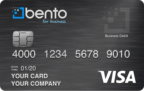 Non profit business credit cards non profit debit cards apply for your bento cards now take control of employee spending business credit card reheart Image collections