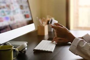 What is a business credit card?