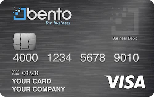 Virtual debit cards make managing expenses easy.