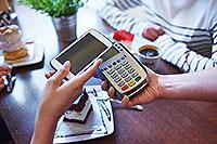 Virtual payments negate handling petty cash.