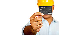 Construction cards reduce business spend.