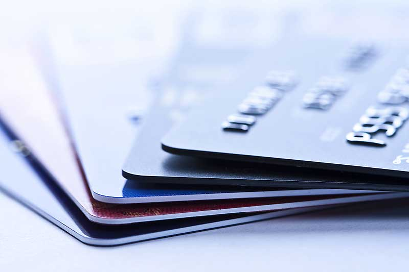 Company credit cards