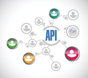 How does a virtual card API work?